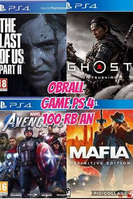 game ps4 paling lengkap murah dan paling update