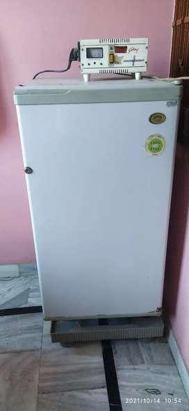 Godrej refrigerator single door 4 star