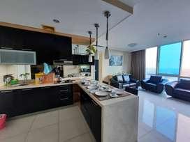 Apartemen Via Ciputra World Furnished Lokasi Istimewa Nol Jalan Raya