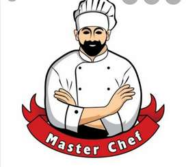 Required chef for cafe