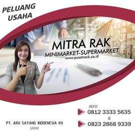 Jual Rak Minimarket | 100% Pabrik Rak Termurah