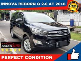 Innova G 2.0 AT Matic 2016 TT 2015 fortuner 2014 CRV 2018 pajero 2017