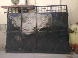 Heavy Duty Iron Folding gate (Main gate, Garage)