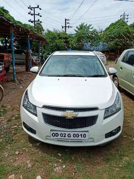 Chevrolet Cruze ltz, with sunroof