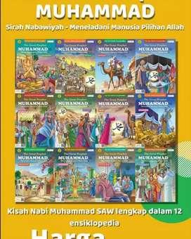 Ensiklopedia Sirah Nabawiyah Nabi Muhammad SAW