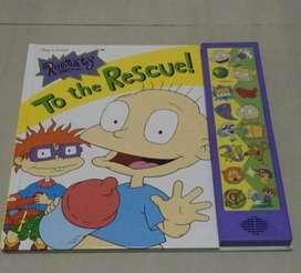 Rugrats Sound Book