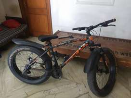 Fat tyre cycle for sell