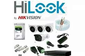 Super irit biaya paket kamera CCTV termurah berkualitas