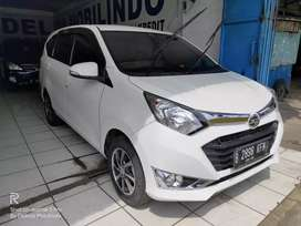Daihatsu Sigra R 2017 Manual Cash and Credit