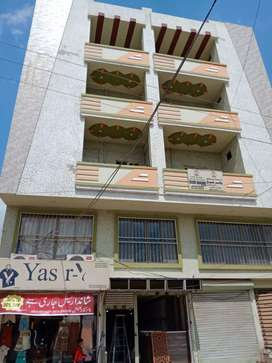 Flat hyderabad road mirpurkhas