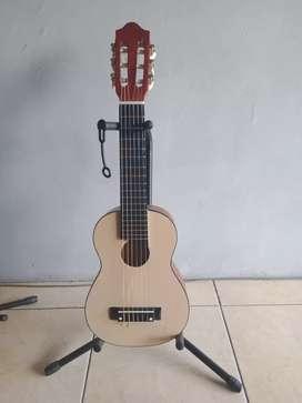Guitalele Gitar Lele Nilon Gitar Mini