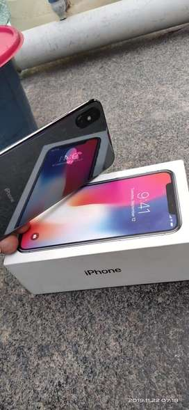 Iphone x 64 gb exchenge high range mobile only