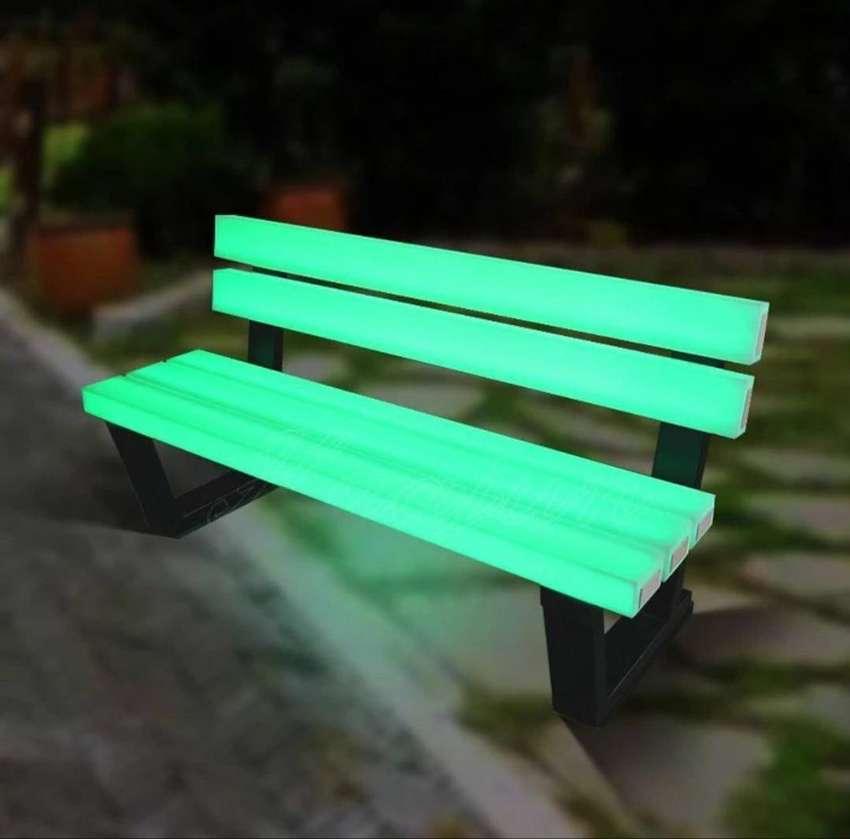 Kursi Taman LED Murah 0