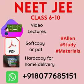 KOTA all courses study material available