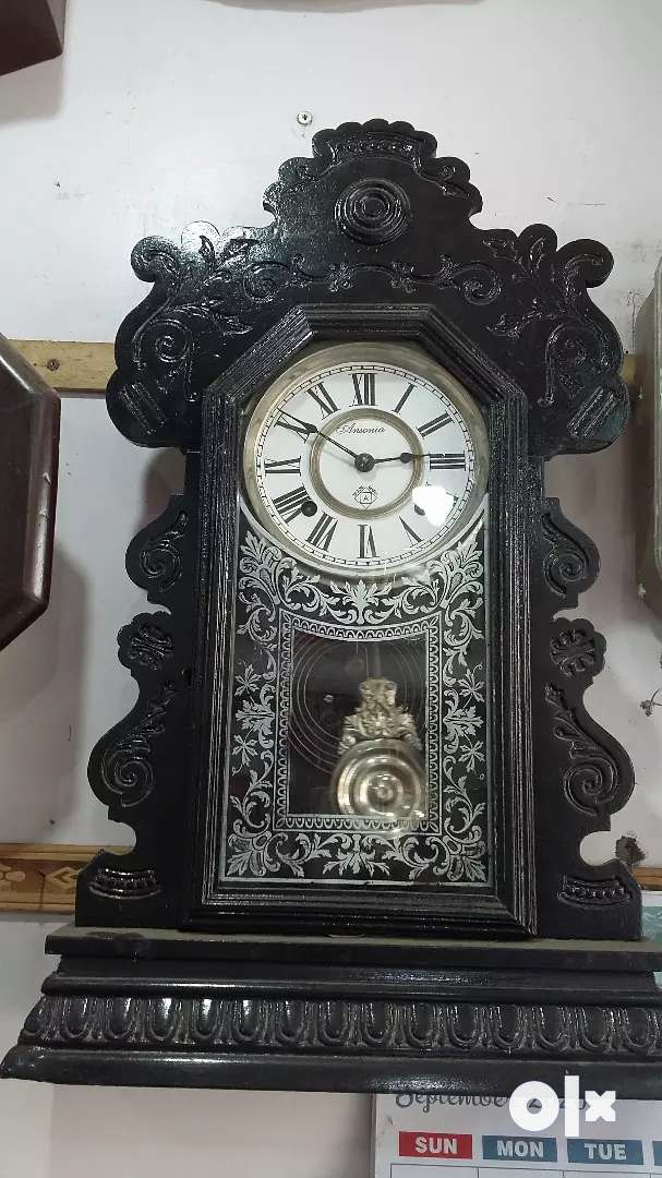 Antique Ansonia wall clock 0