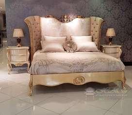 Jual Set Tempat Tidur Mewah Kualitas