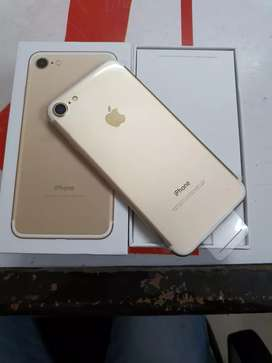 Iphone 7 128gb brand new in best price with bill box