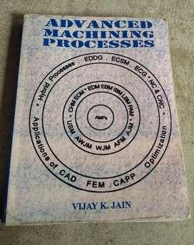 Non conventional machining processes by Vijay K. jain
