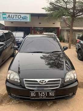 MUrah meriah Dp 10 juta Hyundai Avega Matic 2009 Orisinil