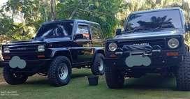 Taft GT 4wd tahun 1991