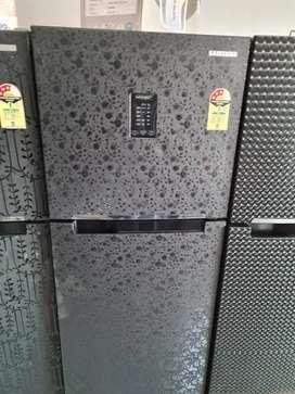 345 ltr fridge new samsung double door with warranty