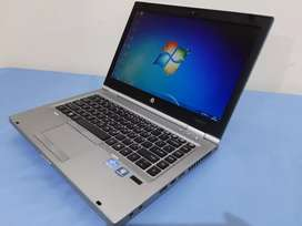 "Laptop Kerja, Mahasiswa HP Core i5 8460, Ram 4g, Hdd 320G,  Lcd 14"""