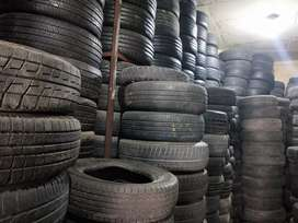 Deals in selling old car tyres
