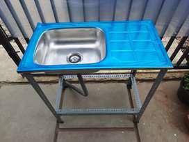 Bak cuci piring/Wastafel portable