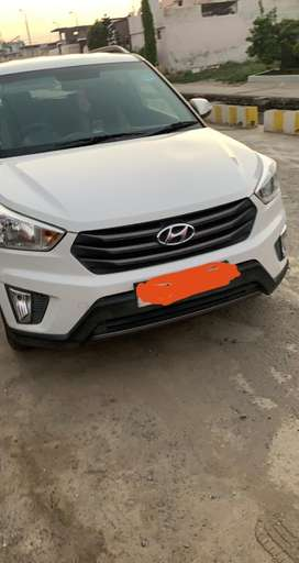 Hyundai Creta 2017 Diesel 53000 Km Driven
