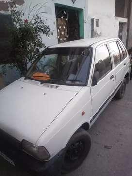 Maruti Suzuki 800 1998 Petrol 000000 Km Driven
