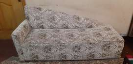 Poshished Sofa's 4 pieces 7 seater