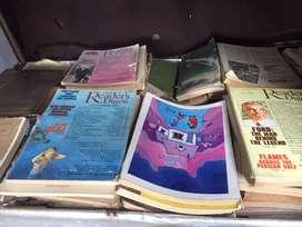 Readers Digest 1960s onwards-300 copies