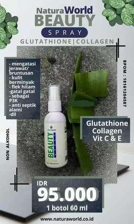 Beauty spray ,free ongkir