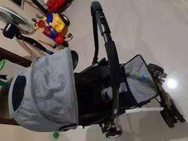 Stroller Labeille Polo Bagus Murah