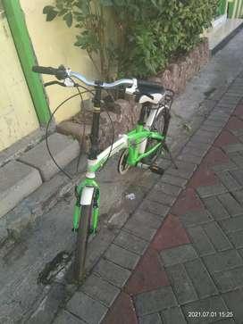 Sepeda Lipat Phoenix Seli ukuran 20inch
