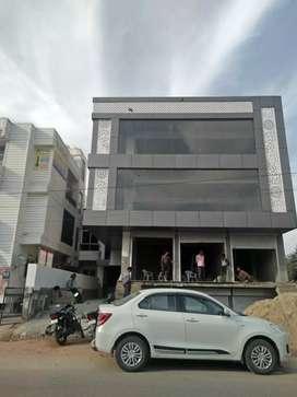 Shop size 9.5*30 85 lakh 1st Floor size 36*65 1core 60 lakh