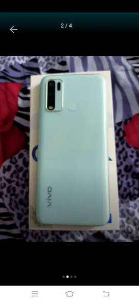 Vivo y30 4/64 15 days used only