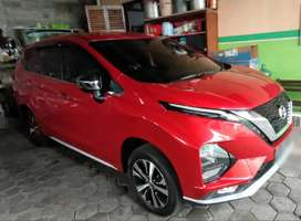 Nissan Livina 2019 VL matic Red