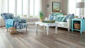 High Quality Wooden Flooring at best rate - Rs. 70 sqft