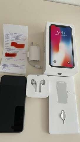 Fast Sale - iPhone X 64gb Space Grey- KONDISI ISTIMEWA