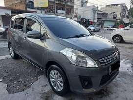 Suzuki Ertiga GX AT (matic) 2014. Grey.