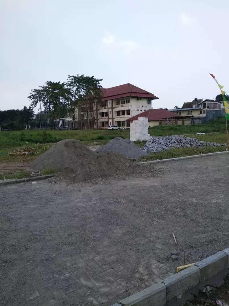 tanah uenak buat usaha kost dan cafe nempel kampus tembalang