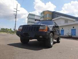 Jeep Grand Cherokee ZJ 1997