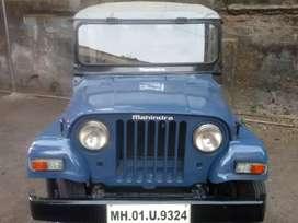 Mahindra commander 750