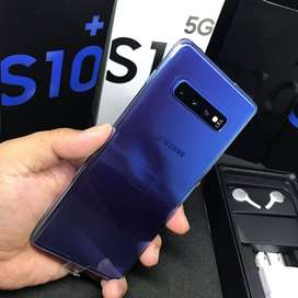 sumsung s10 plus with all accessories get it fast