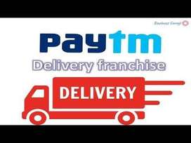 Paytm process urgent hiring for Delivery boys/ KYC Executives in NCR .