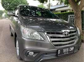 Toyota Innova Diesel Tahun 2014 Automatic