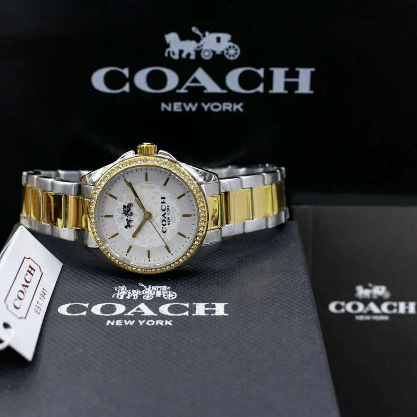 Coach Watch New York Original 0