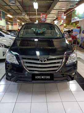 Toyota Kijang Innova G Disel 2014 Manual Bukan Innova V