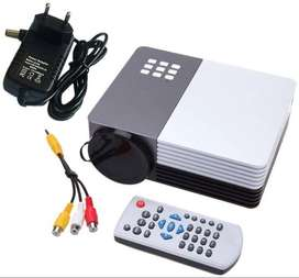 Multi-Media GM50 Mini LED Projector HD LCD Home Cinema Theater TV Proj